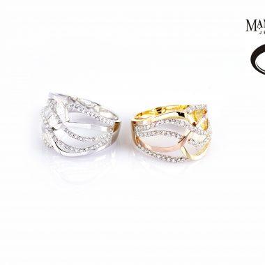 nhẫn nữ vàng 18k đẳng cấp