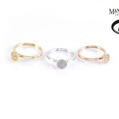 nhẫn nữ vàng tây cao cấp