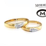 nhẫn cưới giá rẻ hải phòng