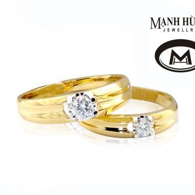nhẫn cưới mạnh hùng hải phòng