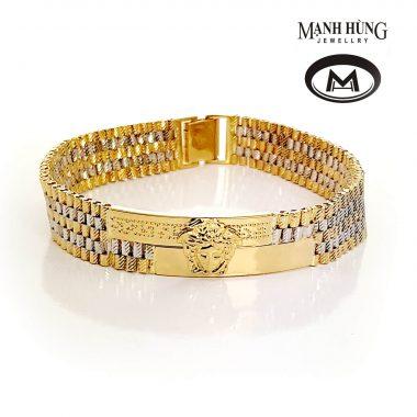 Vòng tay Versace vàng 18K WH031908